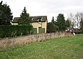 The Waveney Valley Line - a former crossing keeper's cottage - geograph.org.uk - 1598720.jpg