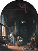 The Young Mother, by Gerrit Dou.jpg
