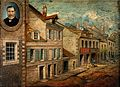 The birthplace of Louis Pasteur. Oil painting. Wellcome V0017204.jpg