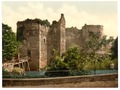 The castle, Rothsay (i.e. Rothesay), Scotland-LCCN2002695046.tif