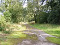 The former A12 at Ufford - geograph.org.uk - 957887.jpg