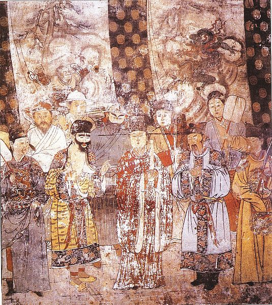File:Theatre actors, Yuan Dynasty.jpg
