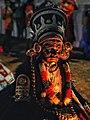 Theyyam festival portrait 1.jpg