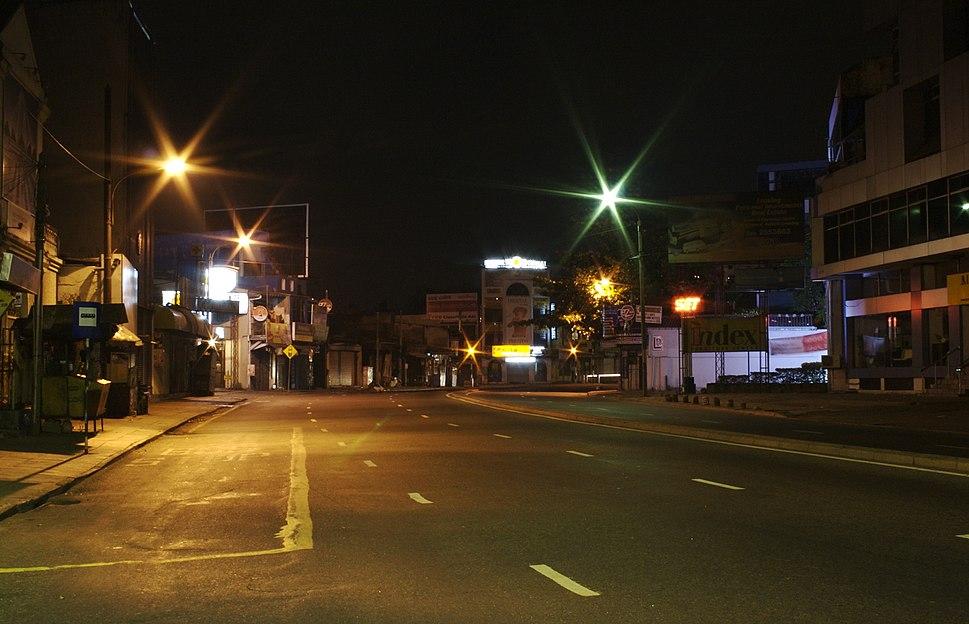 Thimbirigasyaya Junction
