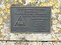 Third Armored Division plaque - geograph.org.uk - 459959.jpg