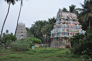 Apathsahayar Temple, Thirupazhanam
