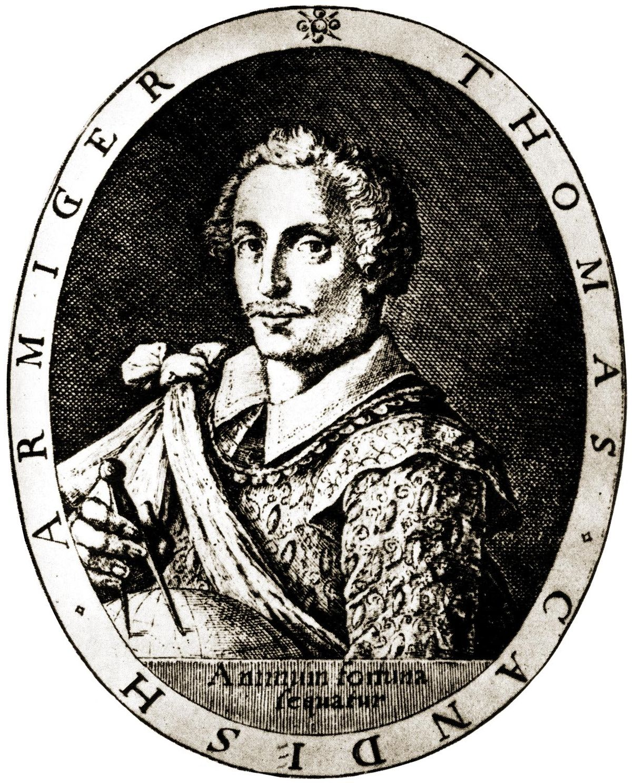 Resultado de imagem para imagens do pirata Cavendish