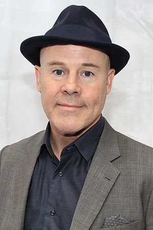 Thomas Dolby - Dolby at the 2016 Texas Book Festival