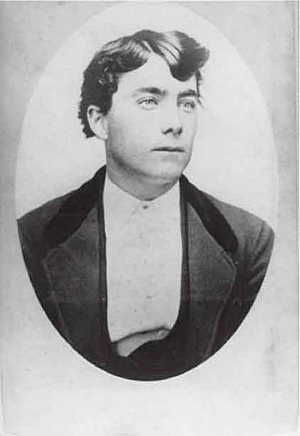 Tom McLaury - McLaury in 1879