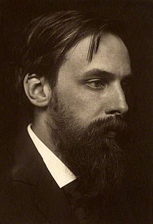 Thomas Sturge Moore British playwright, poet and artist