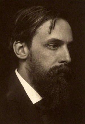 Thomas Sturge Moore - Thomas Sturge Moore by George Charles Beresford, 1903