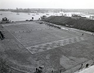 Thompson Stadium Former football stadium at the United States Naval Academy