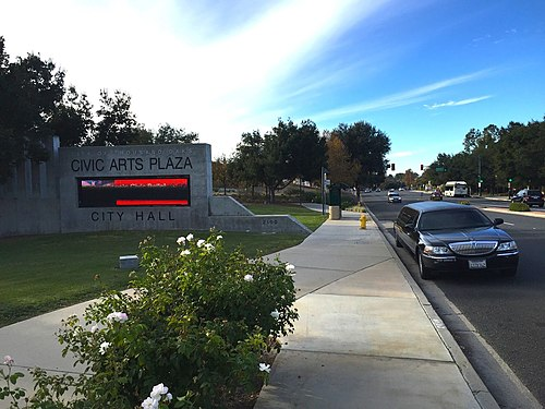 Thousand Oaks Civic Arts Plaza Wikiwand