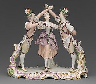 Ludwigsburg porcelain