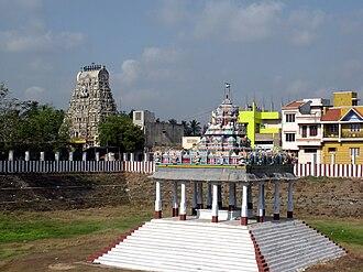 Tiruvottiyur - Image: Thyagaraswamy 5