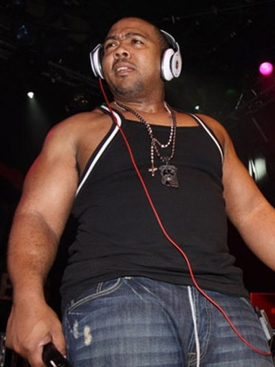 Picture of a band or musician: Timbaland