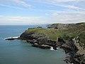 Tintagel Coast, Cornwall (461264) (9456393433).jpg