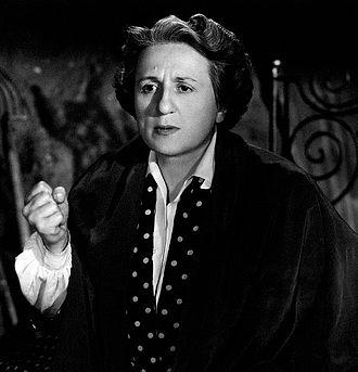 Titina De Filippo - De Filippo in Cani e gatti (1952)