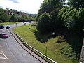 Tiverton , Great Western Way and Heathcoat Way - geograph.org.uk - 1281499.jpg