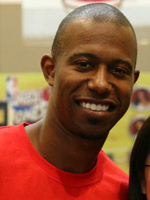 T. J. Ford - Ford in 2011.
