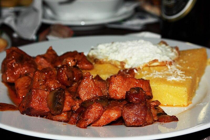 Roteiro gastronomico na Romenia