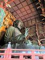 Todai-ji Daibutsu-den Hall National Treasure 国宝東大寺大仏殿24.JPG
