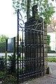 Toegangshek Buitenplaats Rijnoord, Woerden, Rijksmonument 531018 - 01.jpg