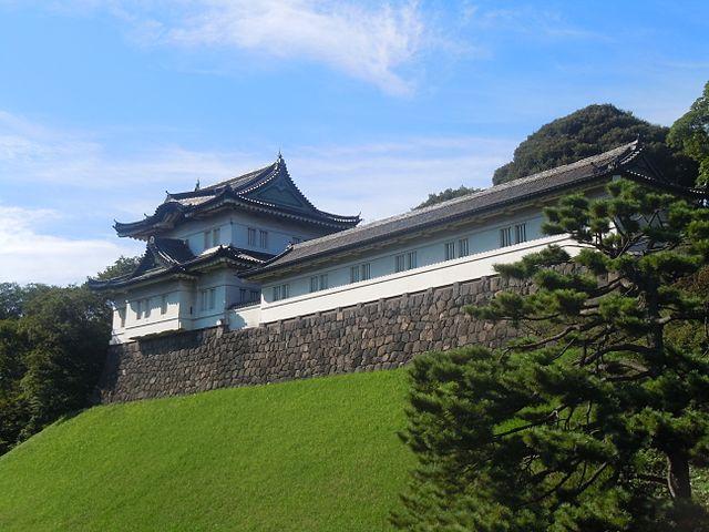 Императорский дворец Токио. Япония