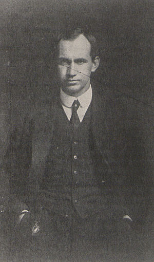 Tom Fennell - Fennell pictured in La Vie 1908, Penn State yearbook