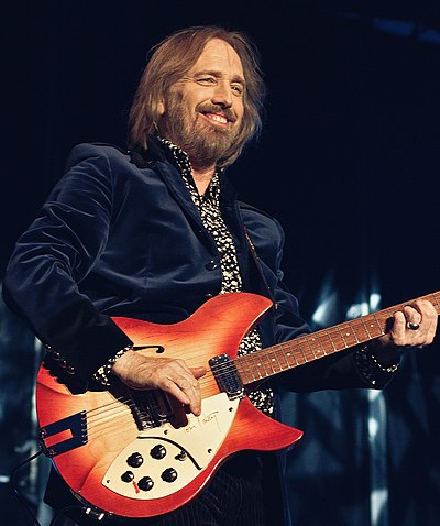 Picture of a band or musician: Tom Petty