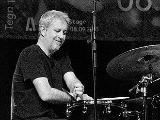 Tony Buck (musician) - Tony Buck Aarhus Denmark 2013