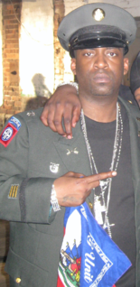 Tony Yayo American rapper, hype man and member of G-Unit