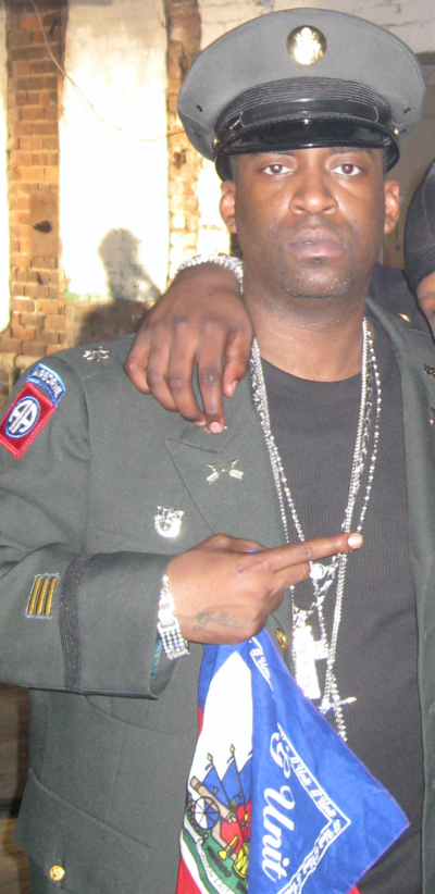 Picture of a band or musician: Tony Yayo