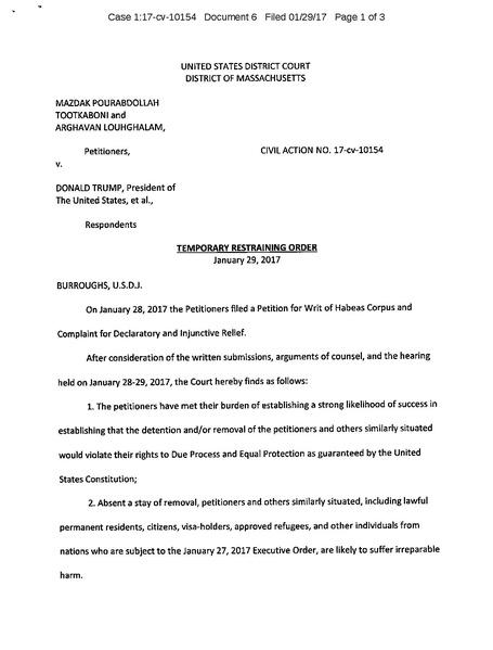 Final Settlement Request Letter