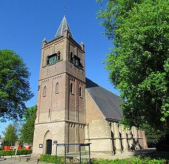 Beekbergen - The Hervormde kerk (Dutch Reformed Church)