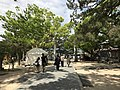 Torii of Shoin Shrine from inner side 2.jpg