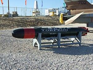 Mark 37 torpedo - Israeli Mark 37E torpedo