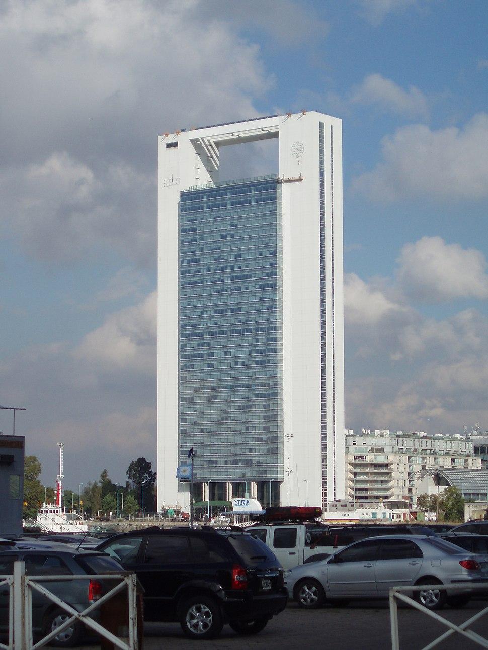Torre Madero Office desde D%C3%A1rsena Norte