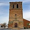 Torre de la iglesia de San Pedro y San Felipe en Villar de Gallimazo.jpg