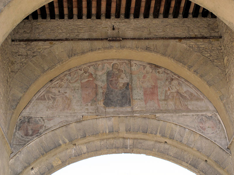 File:Torre di san niccolò, estate 07 affresco.JPG
