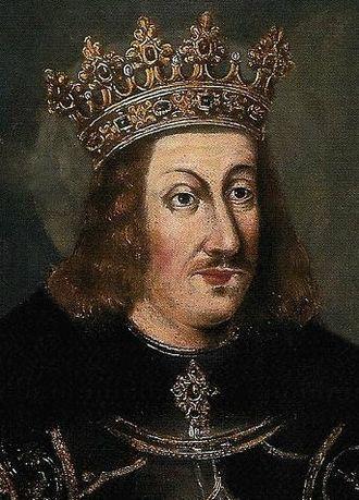 Władysław III of Poland - Image: Toruń Władysław III.(2)