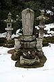 Tottori feudal lord Ikedas cemetery 129.jpg