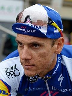 Philippe Gilbert Belgian cyclist