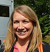 Tour de l'Ain 2014 - Stage 4 - Sylvie Goy-Chavent, sénatrice de l'Ain.jpg