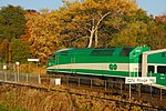 Trainspotting GO train -434 headed by MPI MP-40PH-3C -643 (8123573647).jpg