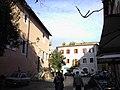 Trastevere - piazza sant'Egidio 1521.JPG