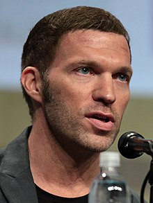 Travis Knight, The Boxtrolls, 2014 Comic-Con 1.jpg