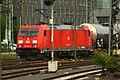 Traxx DB 185 249 zieht Kesselwagenzug nach Aachen West, Richtung Osten.jpg