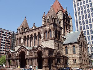 Copley Square - Trinity Church