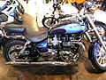 Triumph America motorcycle.JPG
